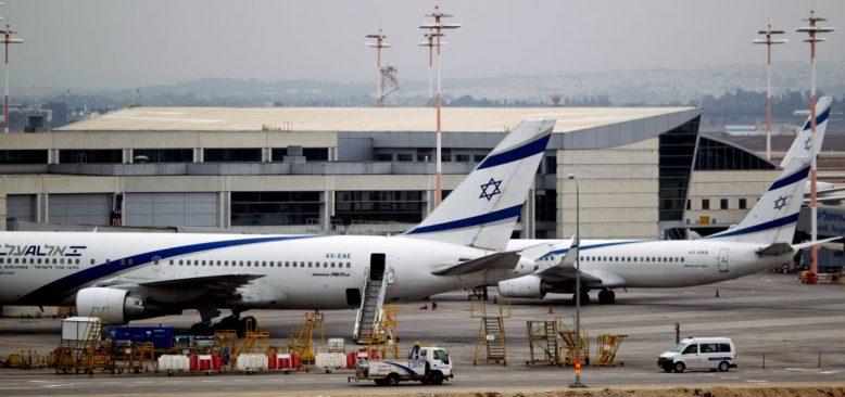 İsrailli ve ABD'li Yetkilileri Taşıyan Uçak BAE'ye İndi