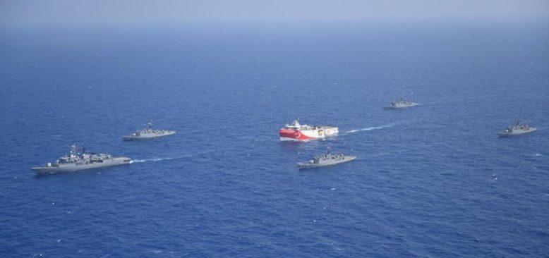 5 Soruda Doğu Akdeniz'deki Gerilimin Nedenleri?