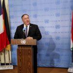 ABD'den BM'ye İran Yaptırımları Talebi