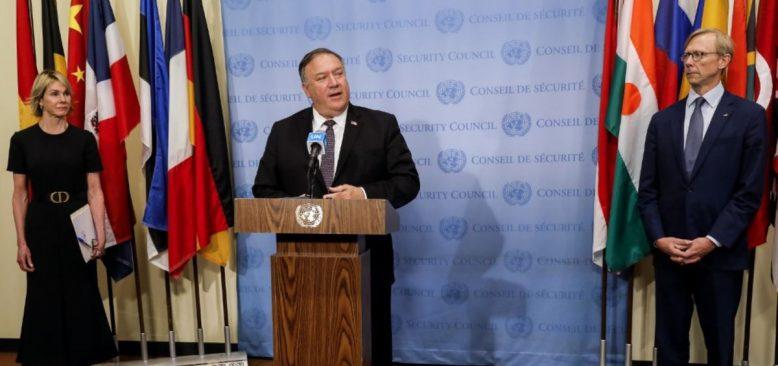 "5 Soruda ABD'nin İran Anlaşmasında ""Snapback"" Girişimi"