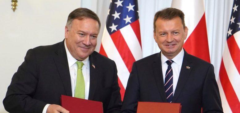 ABD ve Polonya Savunma İşbirliği Anlaşması İmzaladı