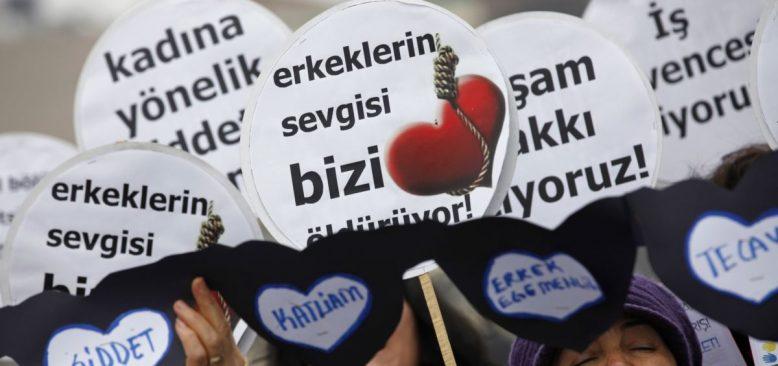 Af Örgütü'ndan Türkiye'ye İstanbul Sözleşmesi Çağrısı