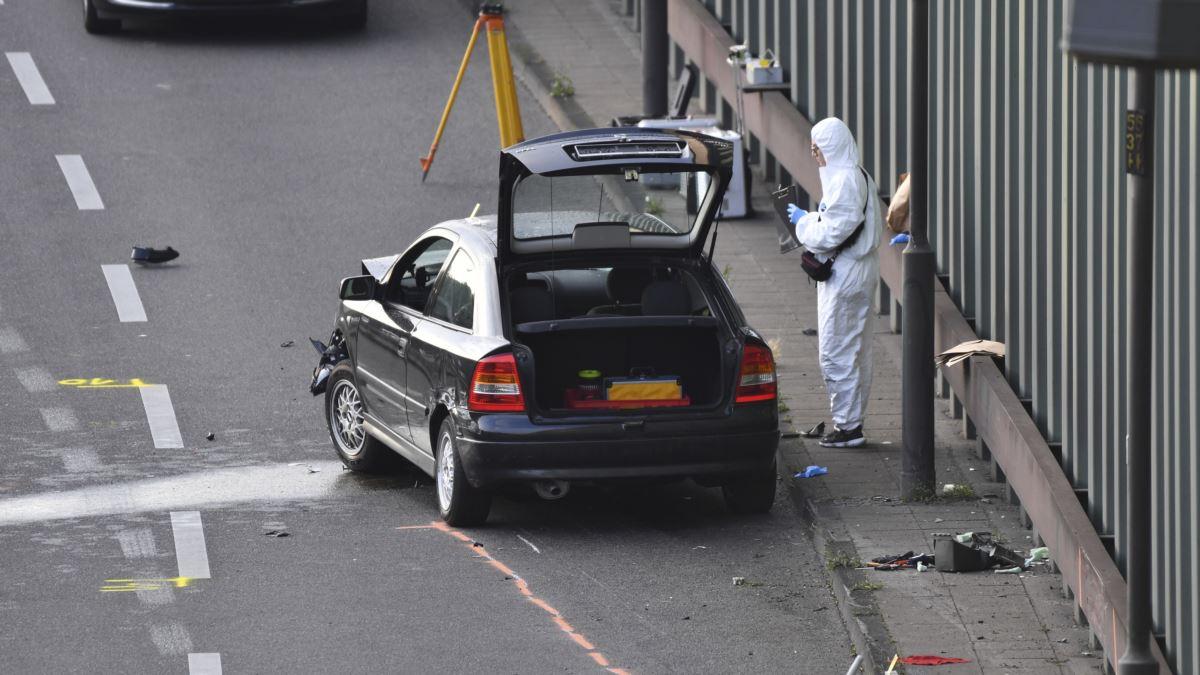 """Almanya: """"Berlin'deki Trafik Kazaları Terör Saldırısı"""""""