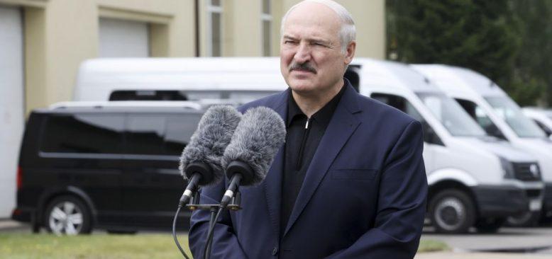 Belarus'ta Protestolara Katılan Fabrikalara Karşı Adım