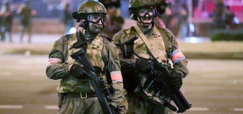 Belarus'ta Yandex Ofisine Silahlı Baskın
