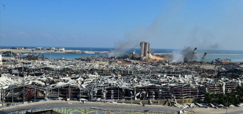 Beyrut Limanı'ndaki patlamada ölü sayısı 135'e yükseldi