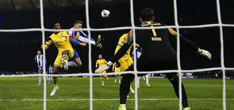 Borussia Dortmund'dan Kovid-19'un etkisiyle 44 milyon avro zarar