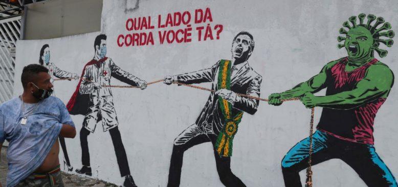 Corona Kaynaklı En Fazla Can Kaybı Latin Amerika'da