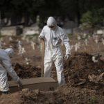 Corona Virüsü Salgınında Can Kaybı 800 Bin