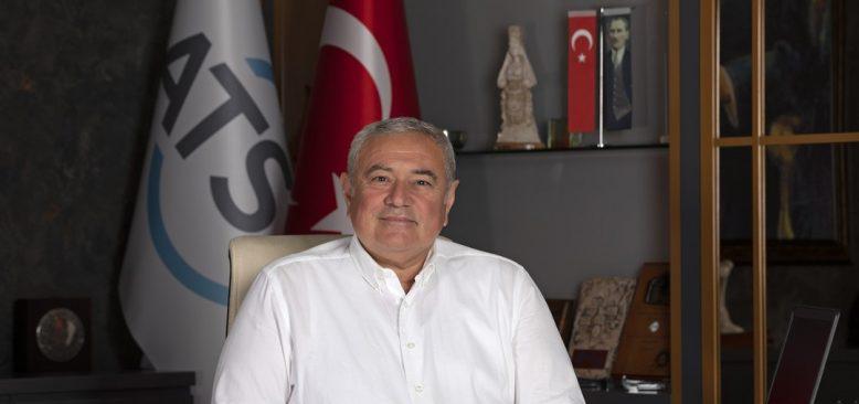 Antalya'nın demir, oto ve denizyolu taşımacılığında yatırıma ihtiyacı var
