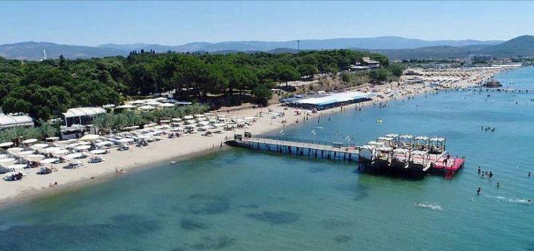 Bayram tatili Kuzey Ege'de turizmciye 'can suyu' oldu