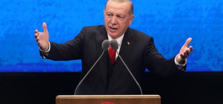 Erdoğan'dan Doğu Akdeniz'de Diyalog Çağrısı