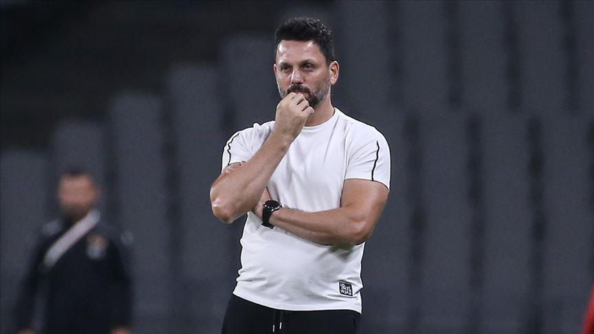 Fenerbahçe teknik direktörü Erol Bulut: Biz birlikte her şeyi başarırız