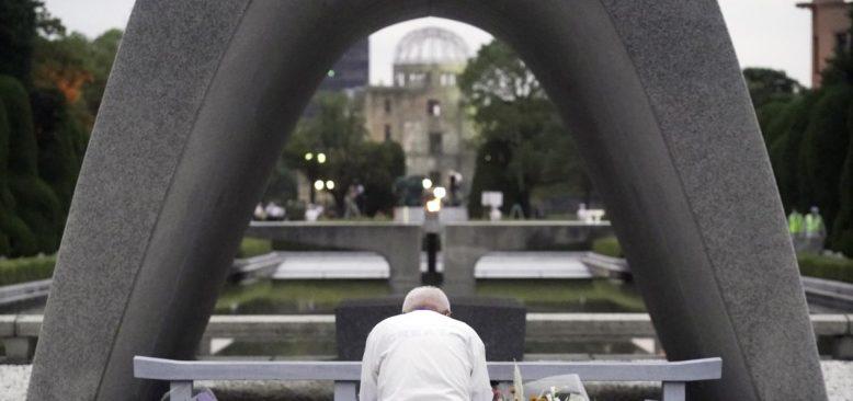 Hiroşima'ya Atom Bombası Atılmasının 75 Yılı