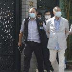 Hong Kong'ta Medya Devi Lai Tutuklandı