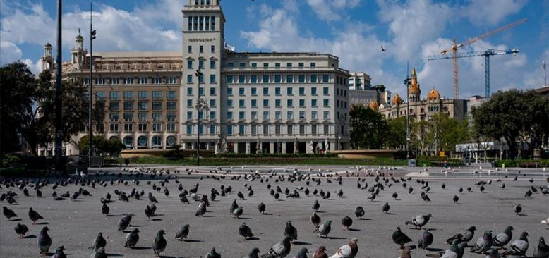 Almanya, İspanya'nın 3 bölgesini Kovid-19 konusunda riskli ilan etti