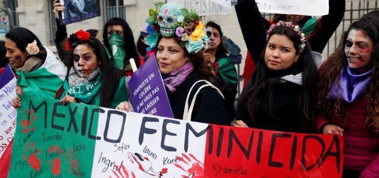 Latin Amerika'da Pandemide Her 23 Saatte Bir Kadın Cinayeti