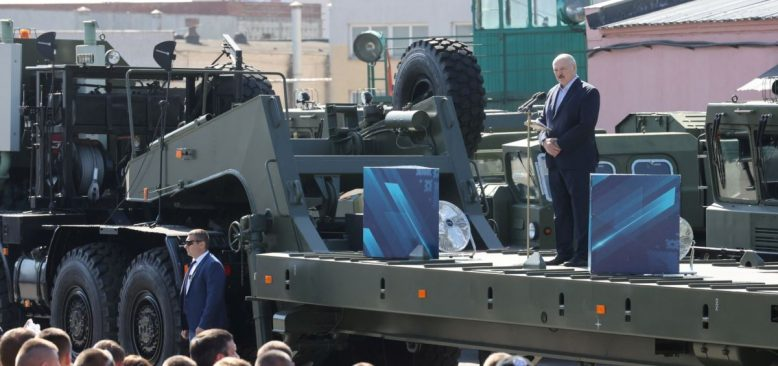 Lukaşenko'dan Referandumla Anayasa Değişikliği Mesajı
