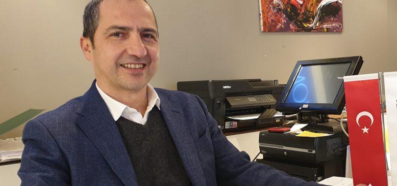Mustafa Eymir Ruhr Meclisine aday