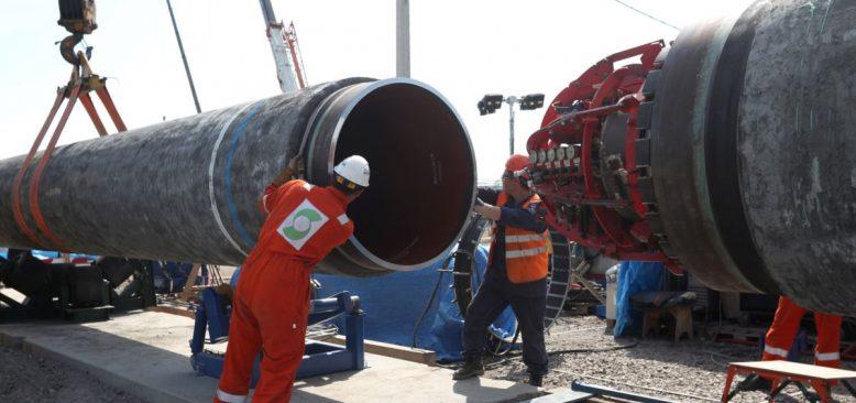 Polonya'dan Gazprom'a Kuzey Akım 2 Boru Hattı Cezası