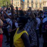 Portekiz'de Irkçı Cinayet Protestosu
