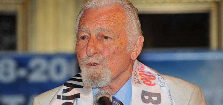 Beşiktaş'ın efsane başkanı Süleyman Seba