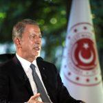 Savunma Bakanı Akar Türkiye'nin Fransa'dan Özür Beklentisini Yineledi