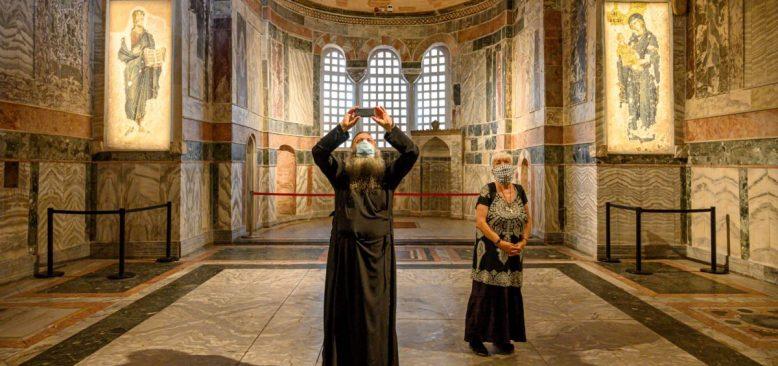Yunanistan'a Kariye Müzesi Yanıtı