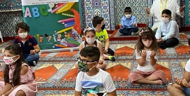 DİTİB'de 'Bed-i Besmele' geleneği devam ediyor