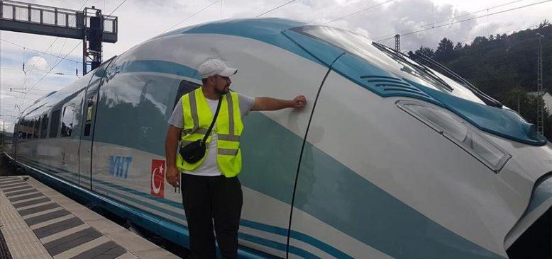Almanya'dan alınan tren setleri Türkiye'ye getiriliyor