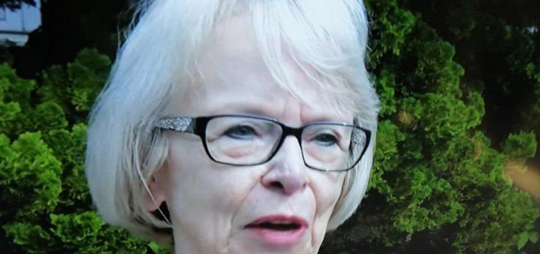 """Aday Rita Weiss: """"Beni seçmeyin"""""""