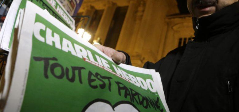 Fransa'da Charlie Hebdo Davasında 2 Türk Sanık