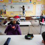 Fransa'da 22 Okul COVID-19 Salgını Nedeniyle Açıldığı Hafta Kapandı