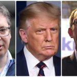 Trump Beyaz Saray'da Sırbistan ve Kosova Liderlerini Ağırlayacak