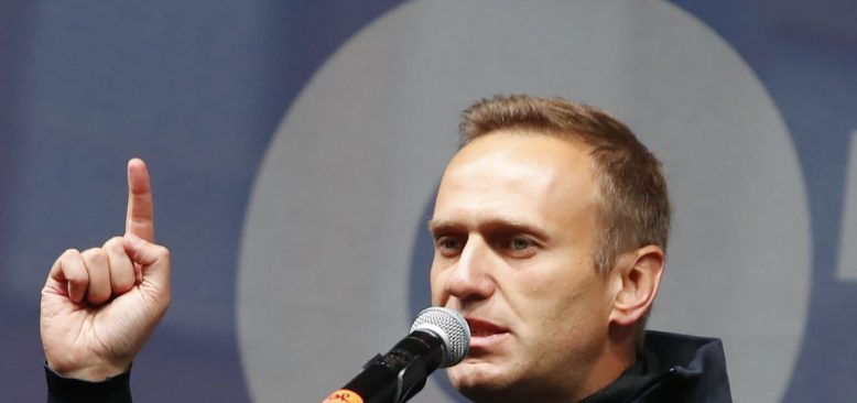NATO da Navalny'nin Zehirlendiği Görüşünde