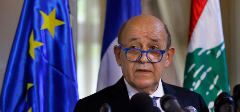 """Fransa: """"Türkiye Müzakere İçinde Olabileceğimizi Göstersin"""""""