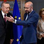 Erdoğan AB Konseyi Başkanı Michel'le Telefonda Doğu Akdeniz'i Görüştü