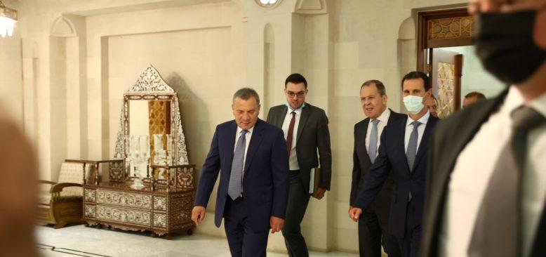 Suriye'den Rusya'ya ''Yatırım Yapın'' Çağrısı