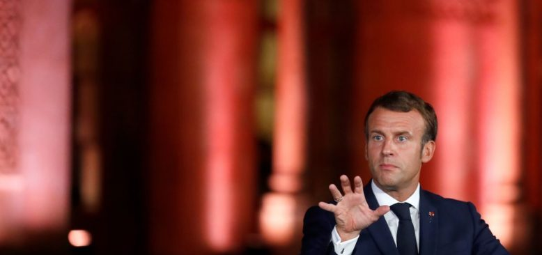 Macron'dan Siyasal İslam'la Mücadele İçin Yeni Yasa