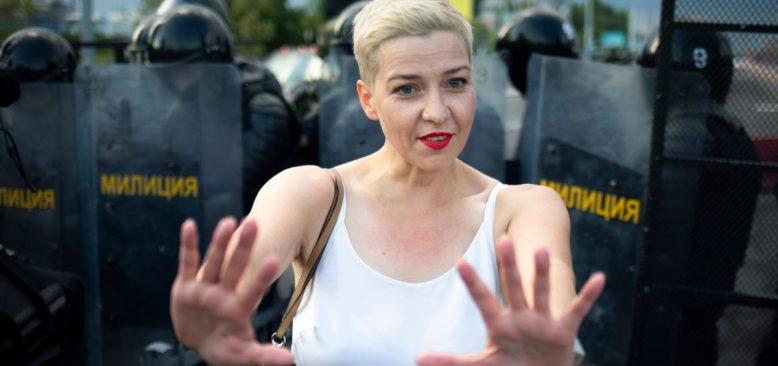 Maria Kolesnikova: Sınırdışı Edilmeye Zorlandım