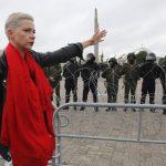Belarus'ta Kaçırıldığı Söylenen Muhalefet Lideri Gözaltında