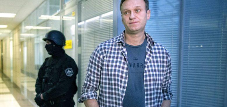 Navalny'nin Sağlık Durumu İyiye Gidiyor