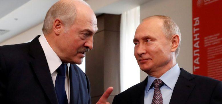 Putin'den Belarus'a 1,5 Milyar Dolar Kredi
