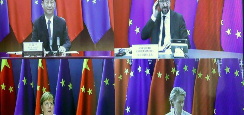 """AB'den Çin'e: """"Eşit Rekabet İstiyoruz"""""""