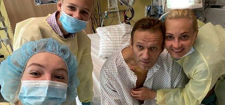 Navalny İyileştikten Sonra Rusya'ya Dönmeyi Planlıyor