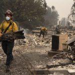 ABD'deki Yangınlardan Çıkan DumanAvrupa'ya Ulaştı