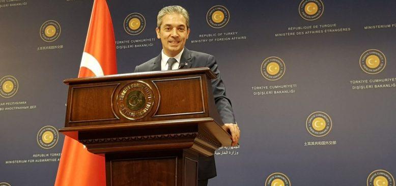 """Siyasi Eşitlik Olmadan Kıbrıs'ta Müzakere Olmaz"""