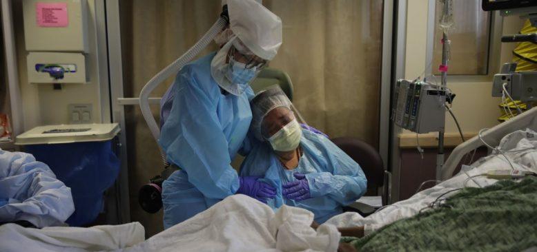 """""""Dünyada Her 7 Sağlık Çalışanından Biri Virüse Yakalandı"""""""
