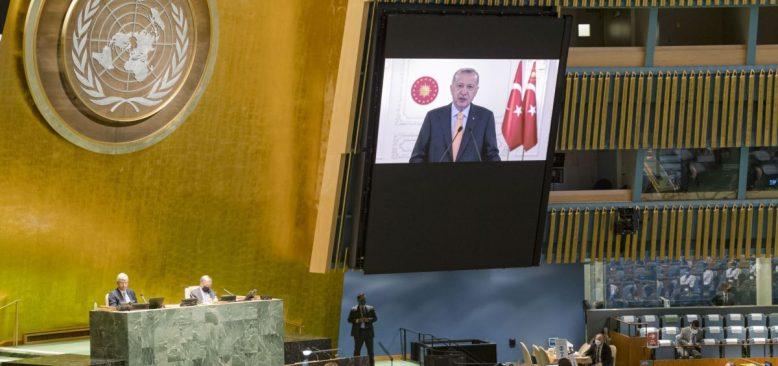 Erdoğan'dan Doğu Akdeniz İçin Bölgesel Konferans Çağrısı