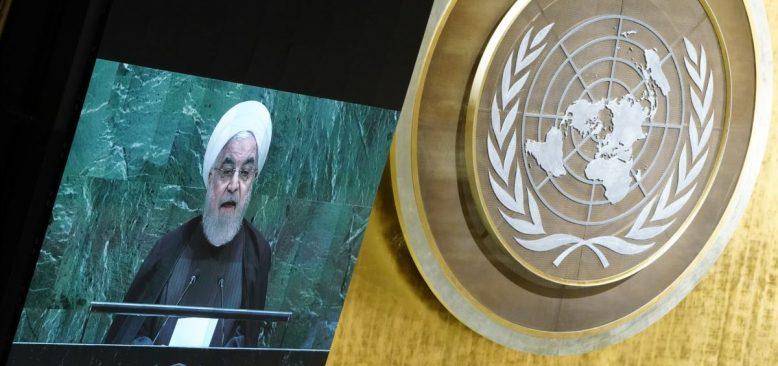 Ruhani: ''ABD İran'a Ne Müzakere Ne de Savaşı Dayatabilir''